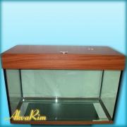 Продается аквариум 170л + крышка (18 ВТ + 18 ВТ, Т-8).