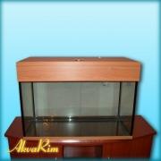 Продается аквариум 100л + крышка (18 ВТ, Т-8).