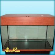 Продается аквариум 140л + крышка (18 ВТ + 18 ВТ, Т-8).
